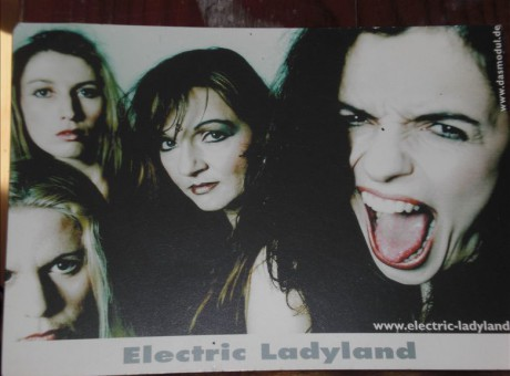 With Electric Ladyland, Munich-GER-2008